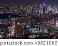 東京都市風景夜視圖 48821062