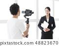 Movie shooting 48823670