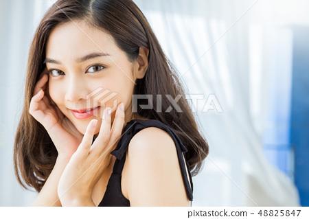 여성 미용 48825847
