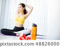 女子運動服瑜伽 48826000