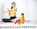 女子運動服瑜伽 48826002