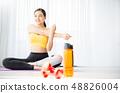 女子運動服瑜伽 48826004