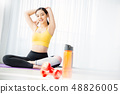 女子運動服瑜伽 48826005
