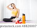 女子運動服瑜伽 48826007