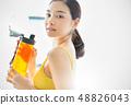 女式運動服 48826043