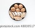 브라운 버섯의 분리 48830517