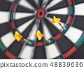 飛鏢,高難度技能(白馬) 48839636