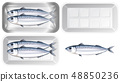 Set of mackerel in package 48850236