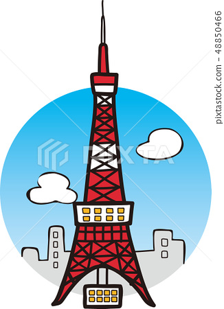 Tokyo Tower 48850466