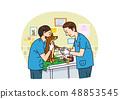 動物 治愈 小狗 48853545