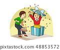夫婦 一對 情侶 48853572