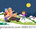 家庭 家族 家人 48853573