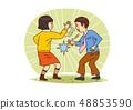 夫婦 一對 情侶 48853590