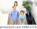 ครอบครัวภาพครอบครัว 48863728