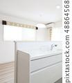 新建住房LDK的系統廚房 48864568