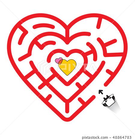 迷宮由心臟製成 48864783
