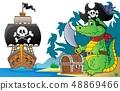 Pirate crocodile theme 6 48869466