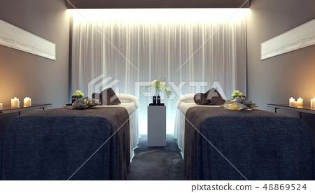 Interior spa 48869524