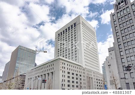 제일 생명 본사 빌딩 DN 타워 21 (구 GHQ 본부) 48881307