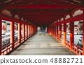 廣島宮島的風景 48882721