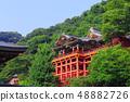 神社的風景 48882726