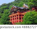 神社的風景 48882727