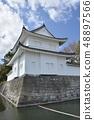 【쿄토】 세계 유산 · 니 조성 (동남 모서리 망루) 48897566