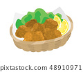 Chicken basket 48910971
