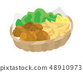 Chicken basket 48910973