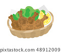 Chicken basket 48912009