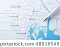 แผนที่โตเกียว 48916549