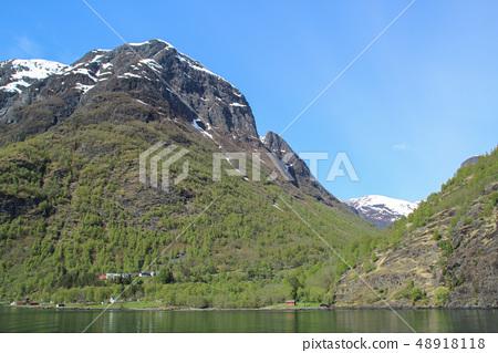 노르웨이 피오르드 아름다웁고 웅장한 풍경 48918118