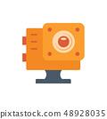 sport camera icon 48928035