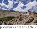인도 라다크 풍경 48932612
