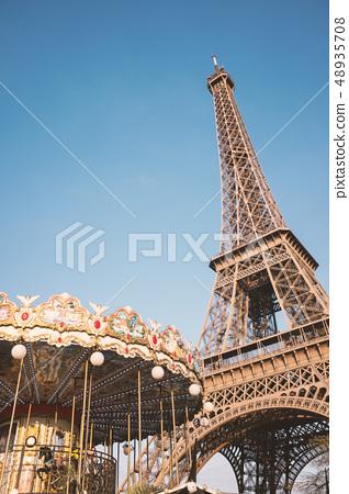파리 에펠탑 48935708