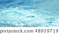blue and white pool water background 48939719
