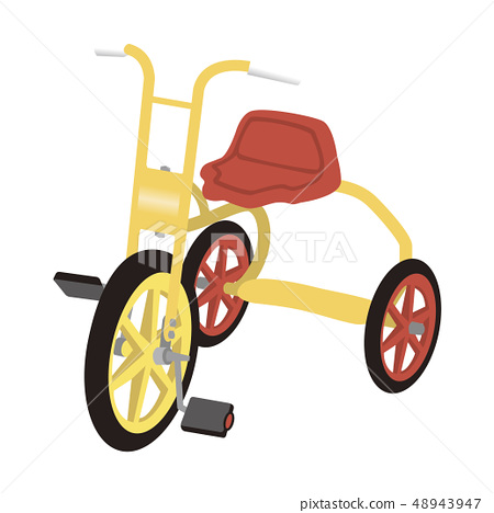 A tricycle 48943947