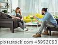 problem, woman, therapist 48952093