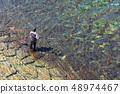 山溪垂釣者 48974467
