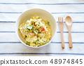 假日早午餐(土豆沙拉) 48974845