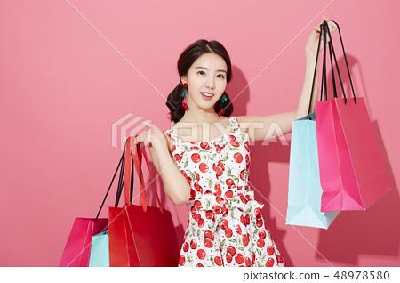 女性購物 48978580