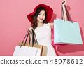女性購物 48978612
