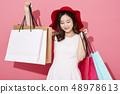 女性購物 48978613