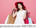 女性購物 48978614