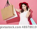 女性購物 48978619