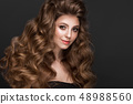 hair, woman, beautiful 48988560