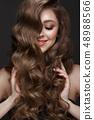 hair, beauty, woman 48988566