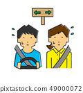 迷路,开车,迷路,爬行(触摸B) 49000072