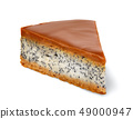 cheesecake with poppy 49000947