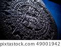 아즈텍 달력 49001942